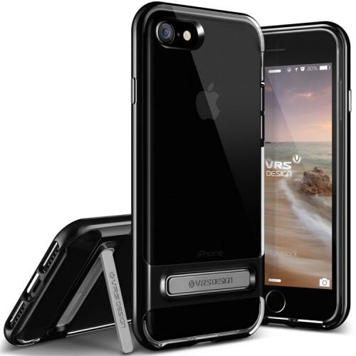 VRS Design Crystal Bumber Case for iPhone 7 - Jet Black