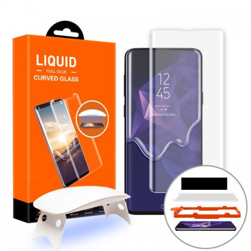 T-Max Curved Tempered Glass for Samusng Galaxy S10