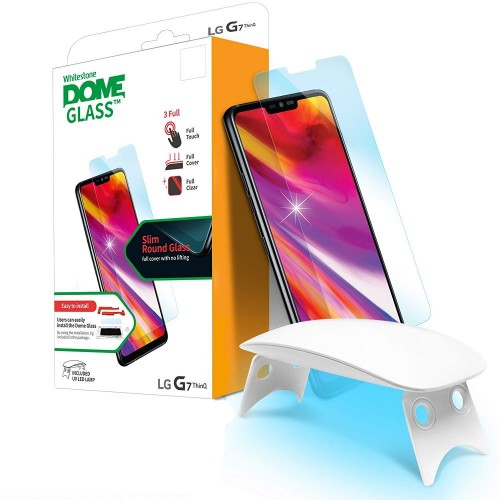 Dome Glass for LG G7 - Full Cover