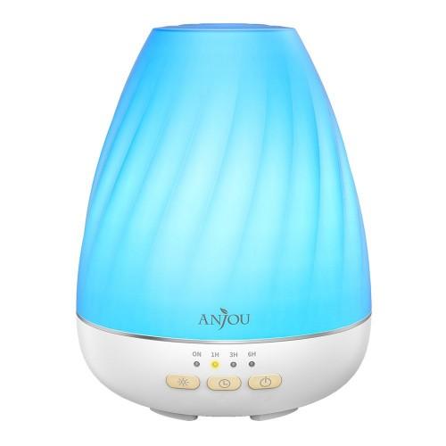 Anjou 200ml ADA003 Ultrasonic  Oil Diffuser Aromatherapy