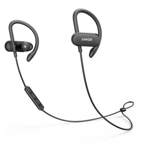 Anker SoundBuds Curve (Upgraded version) - Black