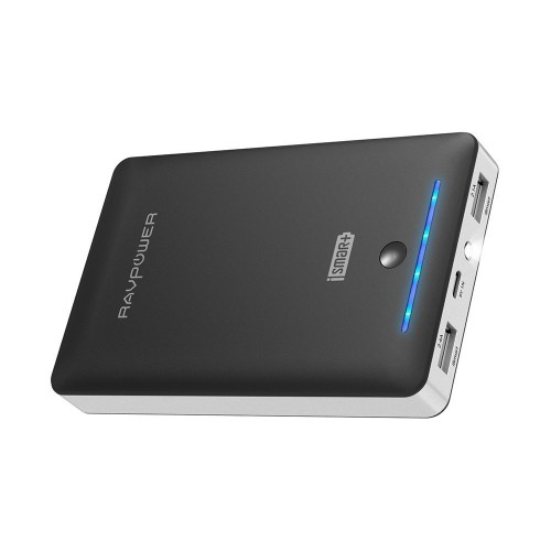 RAVPower Portable Charger 16750 mAh - Black