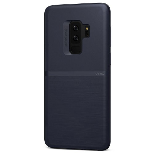 VRS Design Single Fit Case for Samsung Galaxy S9 Plus - Indigo