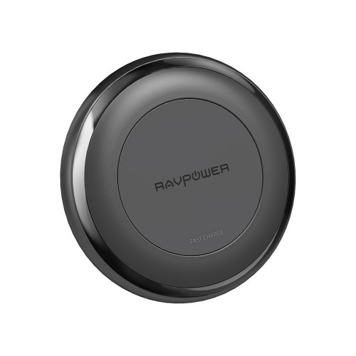 RAVPower Fast Wireless Charger + QC 3.0 Adapter