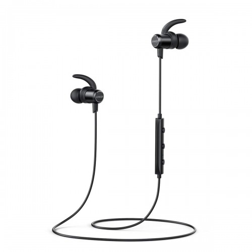 Anker Sound Buds Bluetooth Headphones - Black