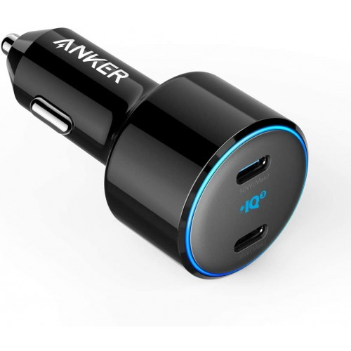 Anker PowerDrive+ III Duo Origin Car Charger