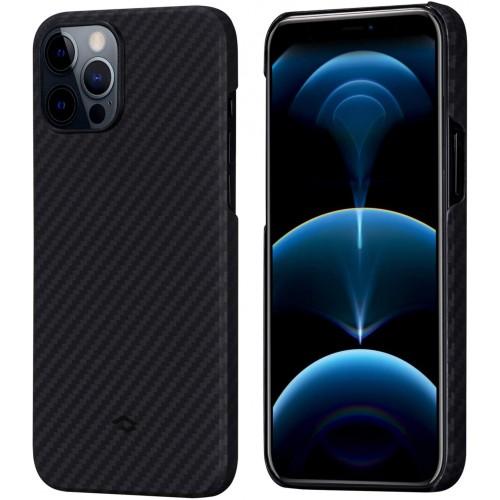 Pitaka Case for iPhone 12 Pro - Kevlar Body 0.85mm