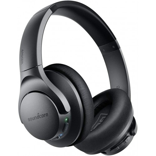 Anker Soundcore Life Q20 Bluetooth ακουστικά με Active noise cancellation - Black