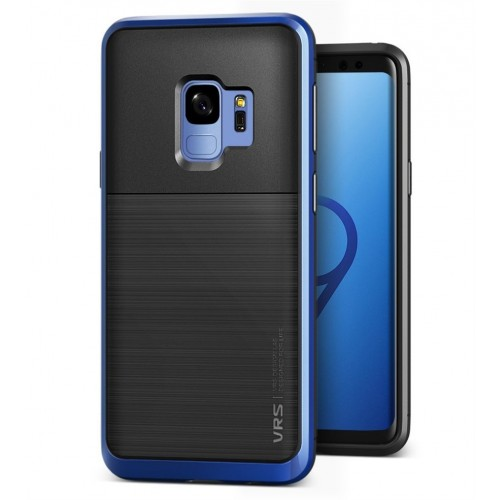 VRS Design High Pro Shield Case for Samsung Galaxy S9 - Deep Sea Blue