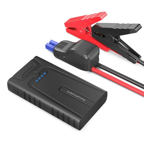 RAVPower Car Jump Starter 10000mAh - 400A Peak
