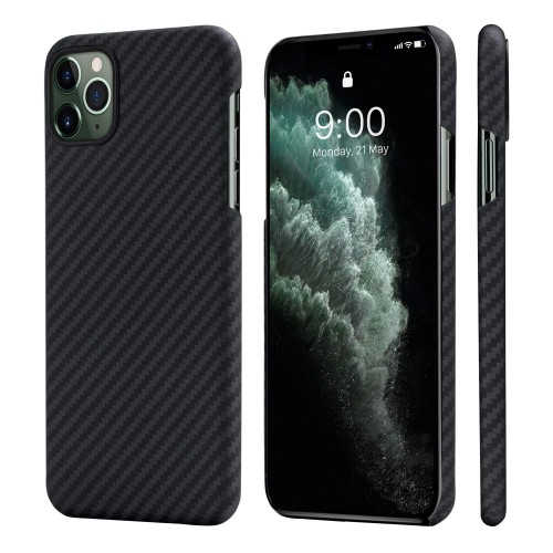 Pitaka Case for iPhone 11 Pro Max - Kevlar Body 0.85mm