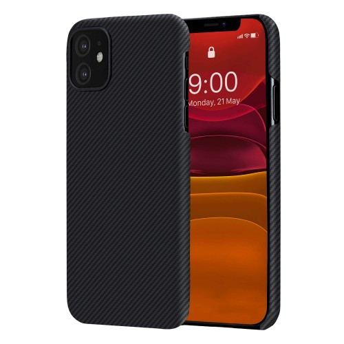 Pitaka Air Case for iPhone 11 - Kevlar Body 0.60mm
