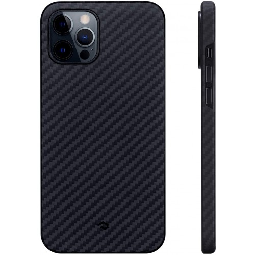 Pitaka Case for iPhone 12 Pro Max - Kevlar Body 0.85mm