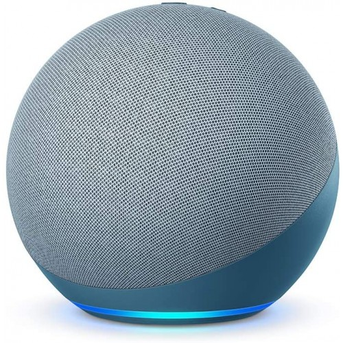 Amazon Echo (4th Gen) Smart Speaker With Alexa - Twilight Blue (EU Adpater included)