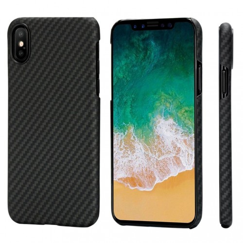 Pitaka Case for iPhone X/XS - Kevlar Body 0.65mm