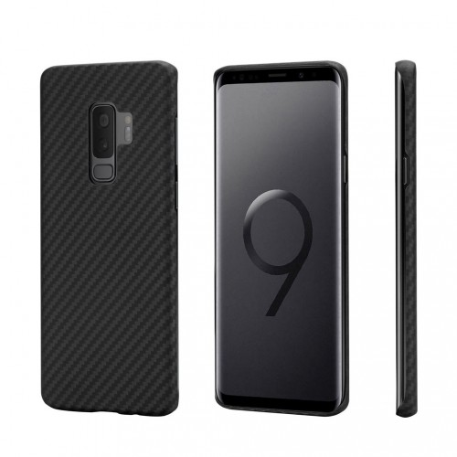 Pitaka Case for Samsung Galaxy S9 Plus - Kevlar Body 0.65mm