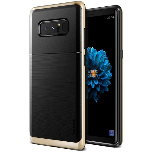 VRS Design High Pro Shield Case for Samsung Galaxy Note 8 - Gold