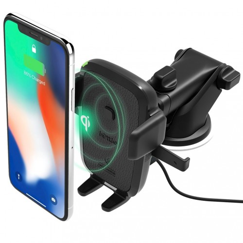 iOttie Easy One Touch 4 - Wireless Fast Charge Qi Mount
