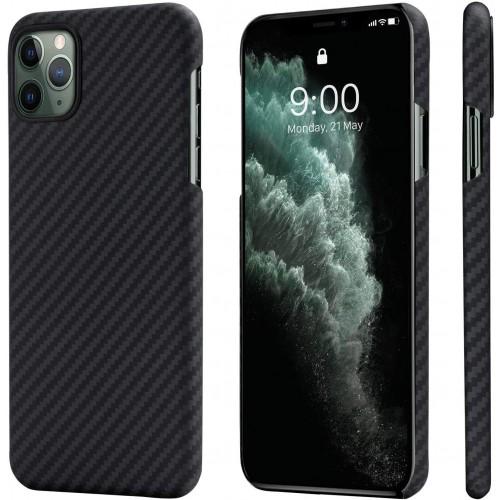 Pitaka Case for iPhone 11 Pro - Kevlar Body 0.85mm