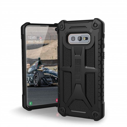 UAG Monarch Case for Samsung Galaxy S10e - Black