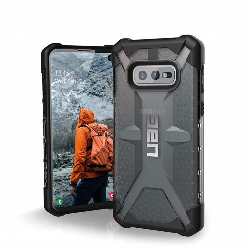 UAG Plasma Case for Samsung Galaxy S10e - Ash Smoke