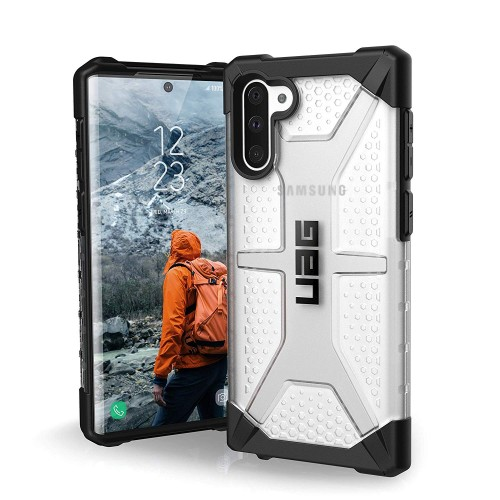 UAG Plasma Case for Samsung Galaxy Note 10 - Ice