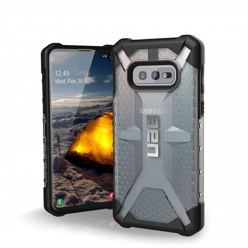 UAG Plasma Case for Samsung Galaxy S10e - Ice