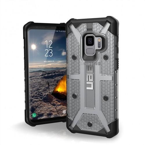 UAG Plasma Case for Samsung Galaxy S9 - Ice