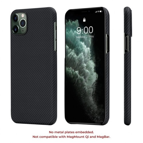 Pitaka Air Case for iPhone 11 Pro - Kevlar Body 0.60mm