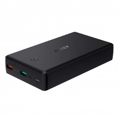 Aukey 30000mAh Qualcomm Quick Charge 3.0 Power Bank