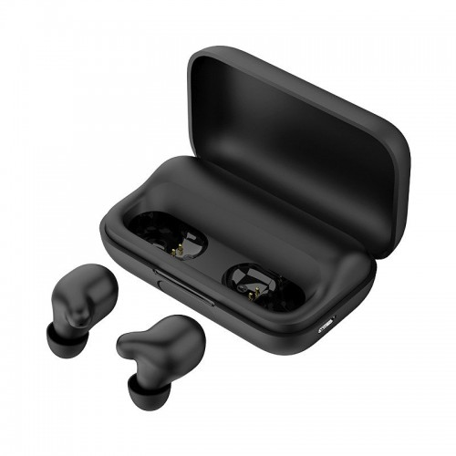 Xiaomi Haylou T15 Wireless earphones Bluetooth 5.0 TWS - Black