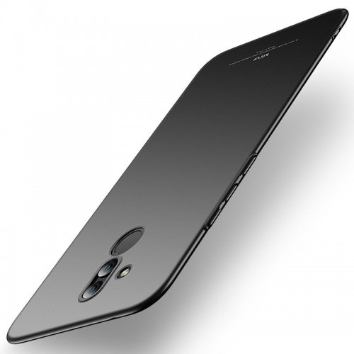 MSVII Simple Ultra-Thin Cover PC Case for Mate 20 Lite - Black