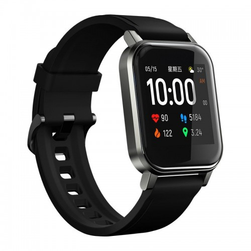 Xiaomi Haylou LS02 Smartwatch Bluetooth 5.0 - Black