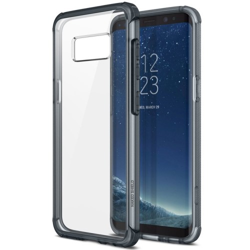 Obliq Naked Shield Case for Samsung Galaxy S8 Plus - Smoky Navy