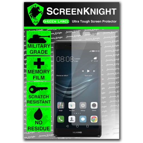 ScreenKnight Screen Protector for Huawei P9 Plus - Military Shield
