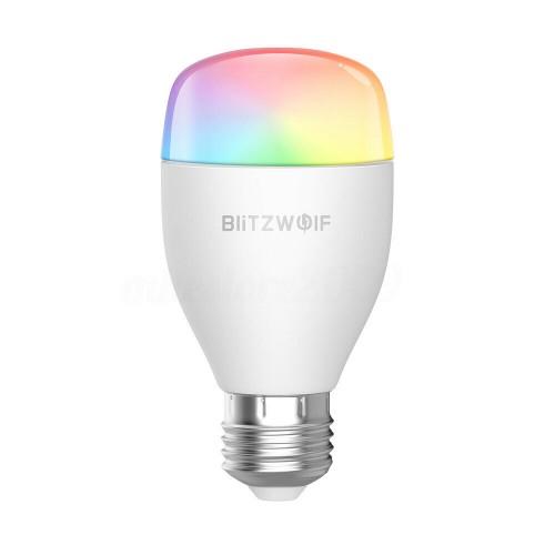 BlitzWolf BW-LT27 E27 RGBW Dimmable Smart 9W