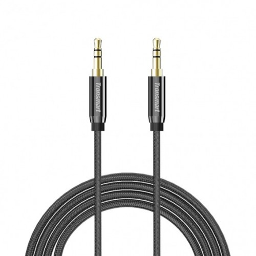 Tronsmart 120cm 3.5mm Premium Stereo AUX Audio Cable