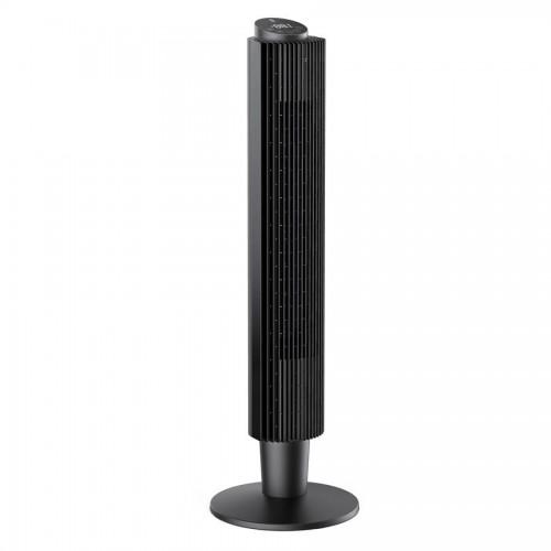 TaoTronics Ανεμιστήρας Tower χωρίς Λεπίδες 106cm, με LED Οθόνη, Sleep Mode, Χειριστήριο & Timer - Black
