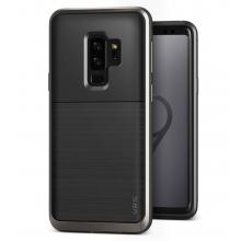 VRS Design High Pro Shield Case for Samsung Galaxy S9 Plus - Metal Black